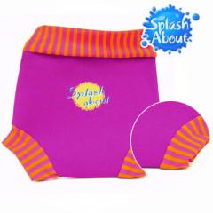 Plavky Happy Nappy - mango