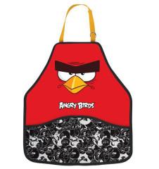 Zástěra do výtvarné výchovy ANGRY BIRDS