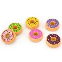 Dřevěné donuty Viga