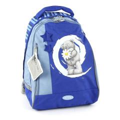 Školní batoh Me to You - Modré hvězdičky