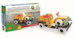 Malý konstruktér - Colonel Retro auto 296 ks dílků