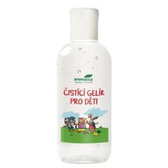 Čistící gelík pro děti 75 ml Aromatica
