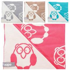 Dětská deka Zopa Little owl