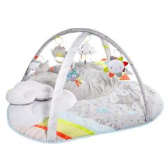 SKIP HOP Hrací deka s hrazdičkami Silver Lining