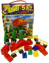 Stavebnice Lori 5