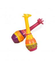 Rumbakoule Žirafy B.toys