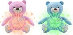 Hračka medvídek s projektorem Chicco