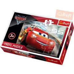 Puzzle Cars 3 Disney 30 dílků
