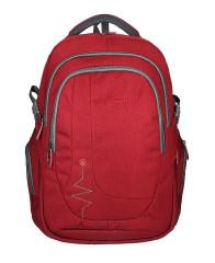 Studentský batoh SPIRIT VOYAGER red Emipo