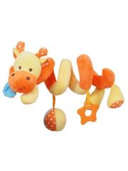 Hračka na postýlku Spirála Baby Mix žirafa