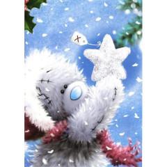 Blahopřání Me to You vánoční - Krásný Štědrý den