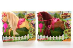 Česací kůň s hřebínkem