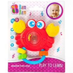 Chrastítko krab Bam Bam