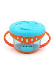 Dětská kouzelná miska Baby Mix modrá