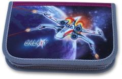 Školní pouzdro 2-klopy plněné Galaxy Emipo