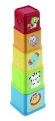 Zvířátková věž Fisher Price