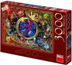 Puzzle Tarot 117x84cm 3000 dílků