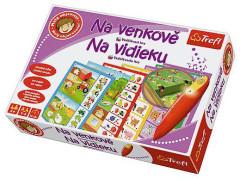 Vzdělávací hra Na Venkově s magickým perem