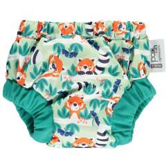Pop-in tréninkové kalhotky noční Red Panda