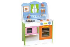 Dřevěná kuchyňka Viga