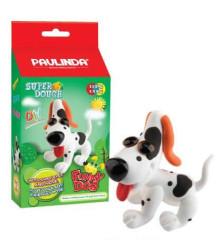 Tvořivá hmota/modelína Paulinda Funny dog