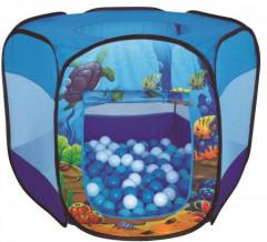 Stan s kuličkami podmořský