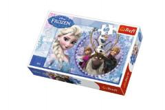 Puzzle Ledové království/Frozen 33x22cm 60 dílků