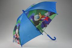Deštník Disney Mickey Mouse manuální
