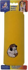 Opěrka hlavy na pás Maxipes Fík žlutá