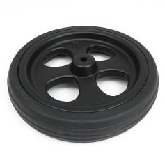 Náhradní gumové kolečko k odrážedlu Funny Wheels černé