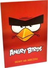 Desky na abecedu ANGRY BIRDS