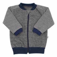 Kabátek na zip se stojáčkem Baby Service