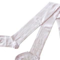 Dětské punčocháče Design Socks vel. 3 (2-3 roky) BÍLÉ