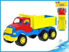 Auto nákladní sklápěčka 47cm 18m+