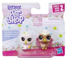 Littlest Pet Shop Dvě zvířátka - special collection 2 PTÁČCI