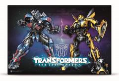 Podložka na stůl 60 x 40 cm Transformers černo-modrý NEW 2017