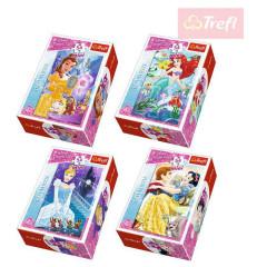 Minipuzzle Princess/Disney 54 dílků