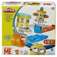 Play-Doh tiskni a jeď Mimoňové