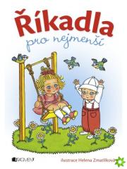 Říkadla pro nejmenší - Helena Zmatlíková
