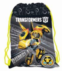 Sáček (nejen) na cvičky Transformers