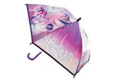 Deštník My Little Pony fialový manuální
