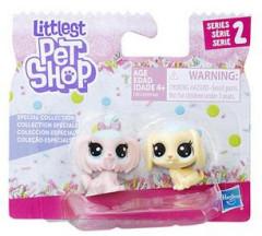 Littlest Pet Shop Dvě zvířátka - special collection 2 PEJSCI