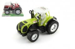 Traktor plast 26cm na setrvačník