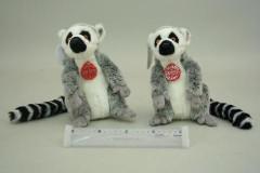 Plyšový Lemur 23 cm