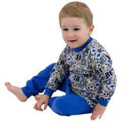 Chlapecké pyžamo Football Esito