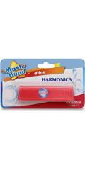 Harmonika foukací plastová