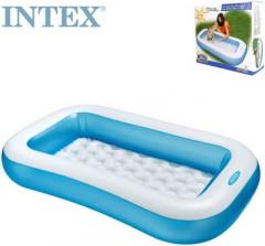 Nafukovací bazén Baby Pool 166x100x28 cm INTEX 57403