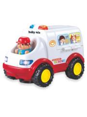 Edukační hračka Baby Mix sanitka