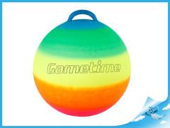 Skákací míč duhový 55cm
