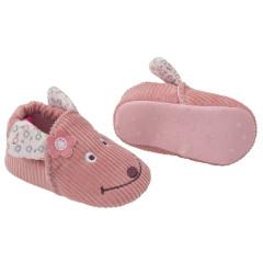 Dívčí capáčky Myška - růžové G-mini vel 3